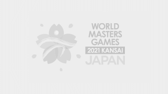 In celebration of One Year to go to the World Masters Games 2021 Kansai